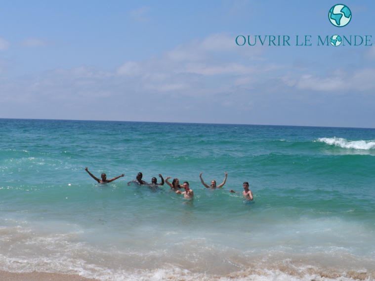 Témoignage de Peppa, animatrice colonie de vacances - Colonie CEI au Portugual
