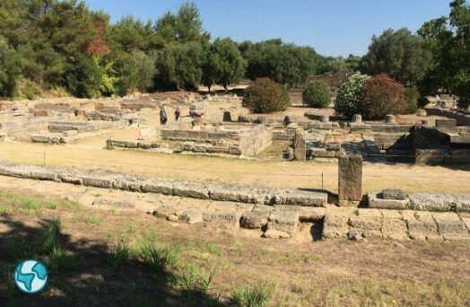 grece mycenes vestiges