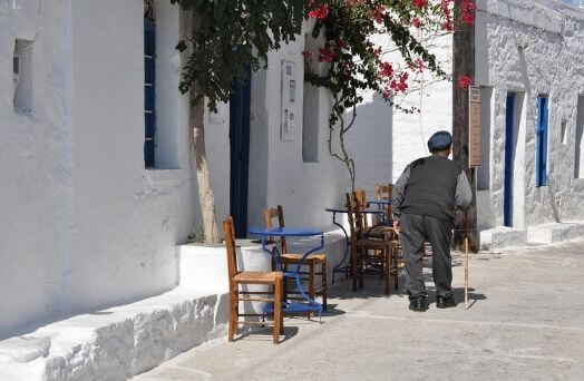 grece cylcades iles
