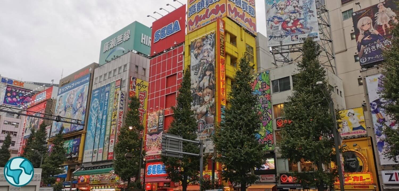 japon mangas akihabara