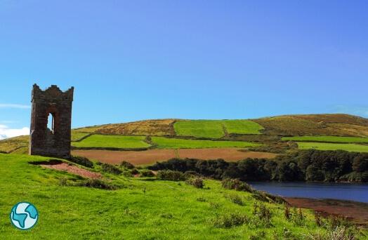 irlande saint patrick histoire