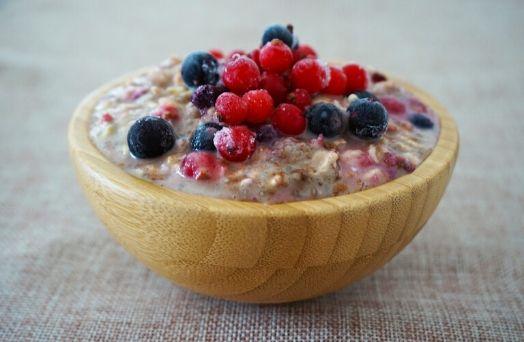 porridge petit dejeuner
