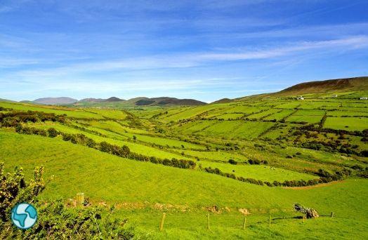 paysages irlande voyage