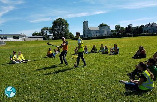 sport hurling irlande