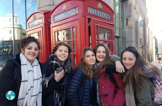 londres sejour linguistique