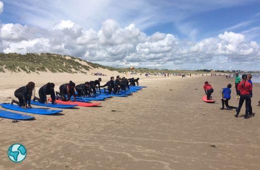 surf irlande vacances