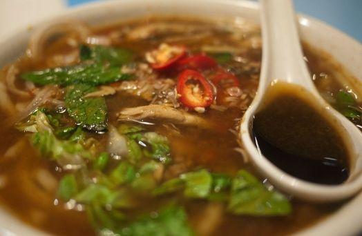 soupe laksa singapour cuisine
