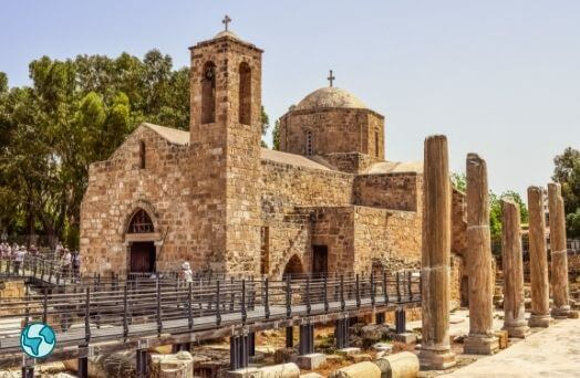 Chypre anglais vacances ete