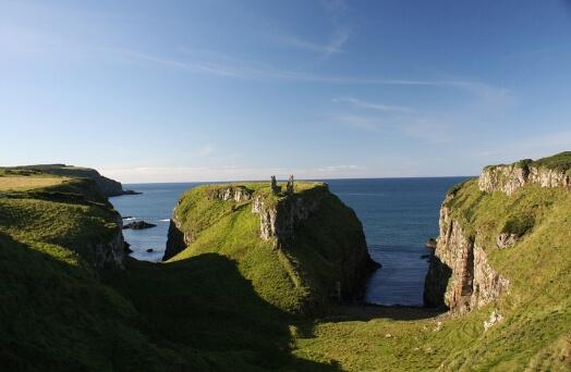 irlande got paysage