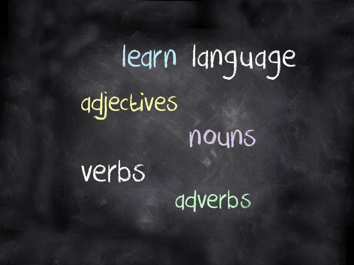 apprendre l'anglais cours