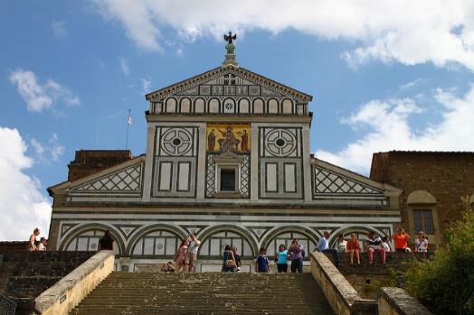 florence basilique voyage tourisme