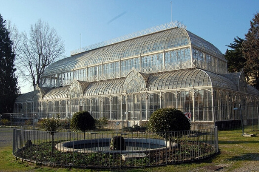 jardin florence Italie visite