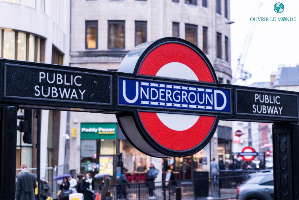 Guide pratique des transports à Londres - CEI WTS & centre Charles Péguy