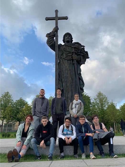 Moscou-Statue-prince-saint-Vladimir-le-grand