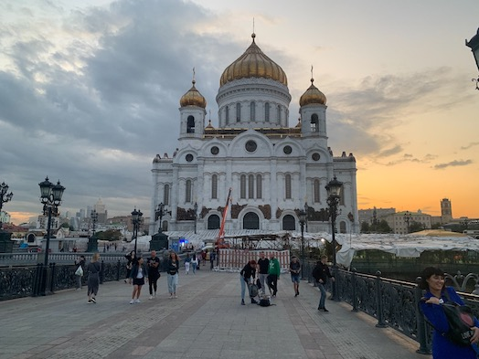 Cathédrale du Christ-Sauveur de Moscou