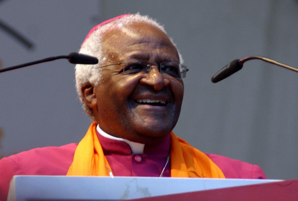 Histoire de l'Afrique du Sud-M. Desmond Tutu, archevêque anglican sud-africain