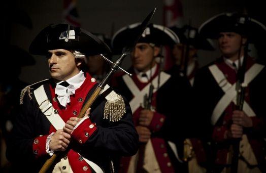 guerre independance amerique