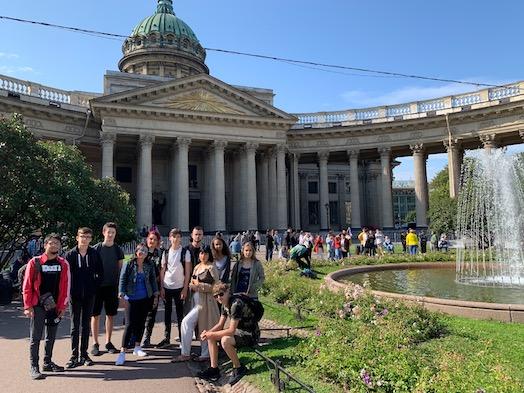 Cathédrale Notre-Dame-de-Kazan de Saint-Pétersbourg