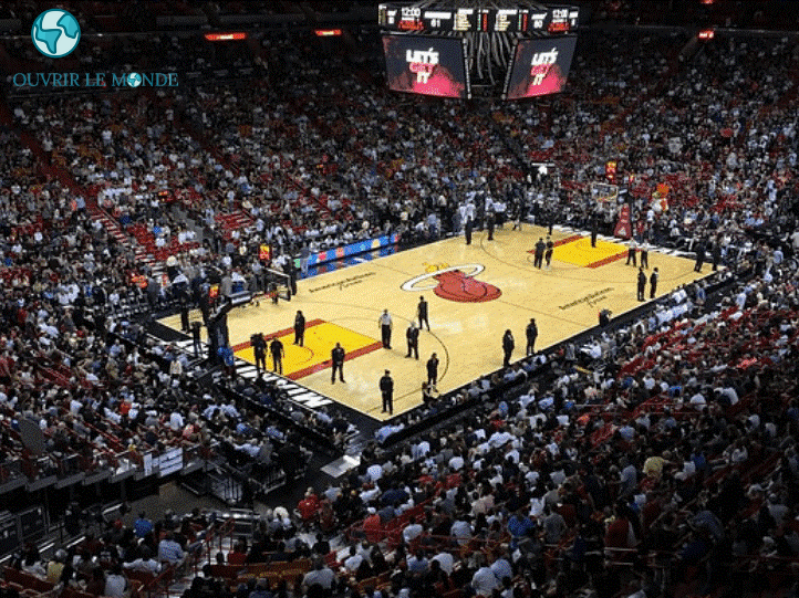 Match de basket américain-Colo CEI Miami