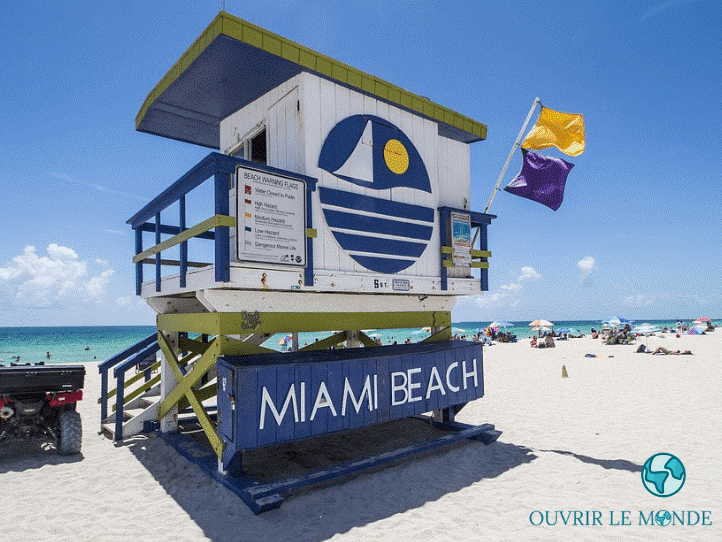 Miami Beach - Colo CEI à Miami