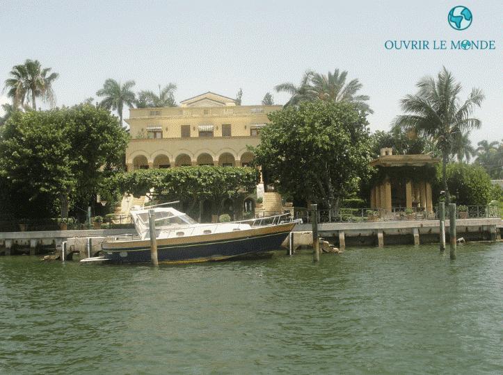 Maison d'Antonio Banderas à Miami-Colo CEI Miami