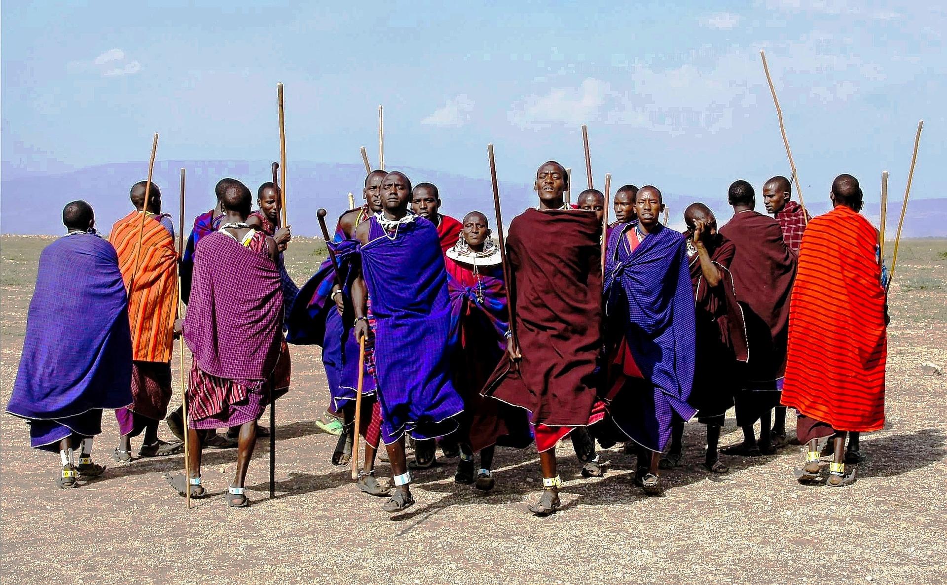 Séjour en Tanzanie-Une tribu Maasaï