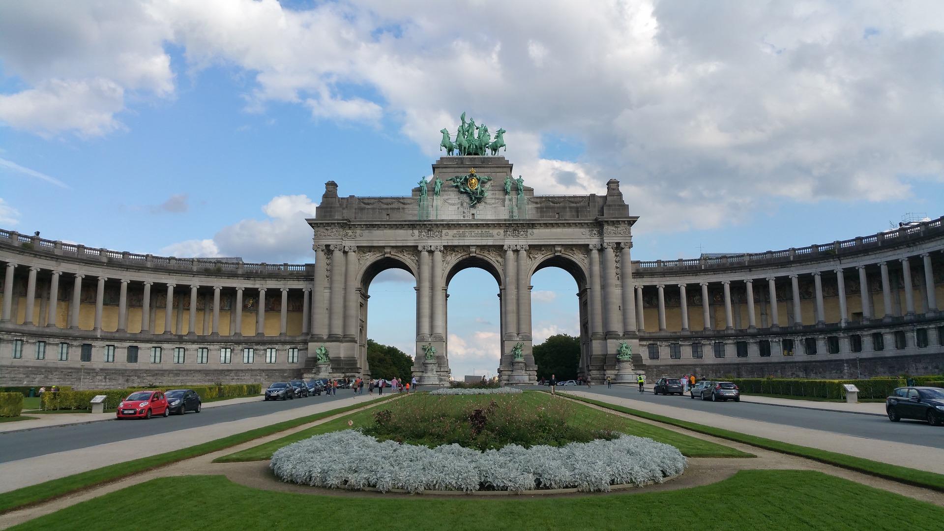 Les incontournables de Bruxelles-Les Arches du Cinquantenaire