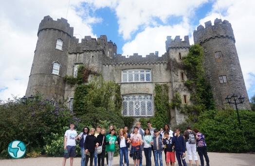 Irlande été immersion anglais