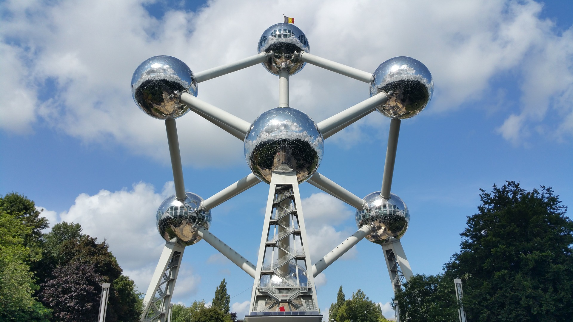 Les incontournables de Bruxelles-L'Atomium