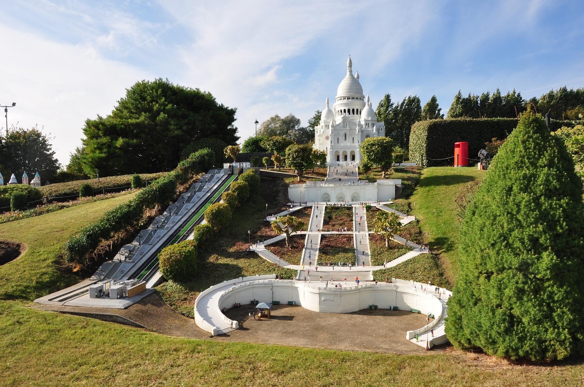 Les incontournables de Bruxelles-Le parc Mini-Europe