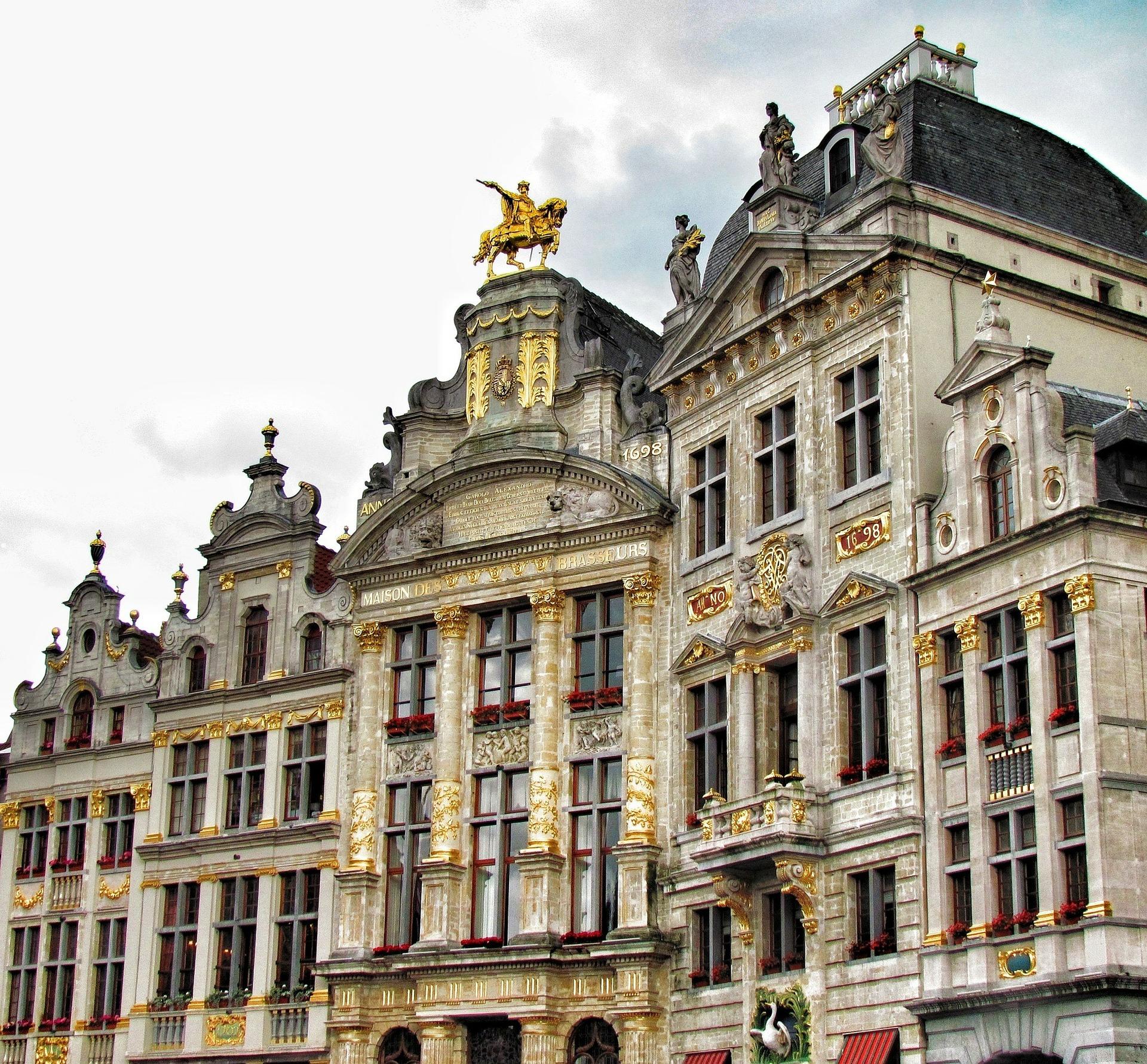 Les incontournables de Bruxelles-L'Hôtel de Ville de la Grand-Place