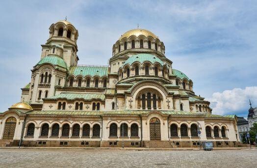 cathedrale alexandre nevski bulgarie