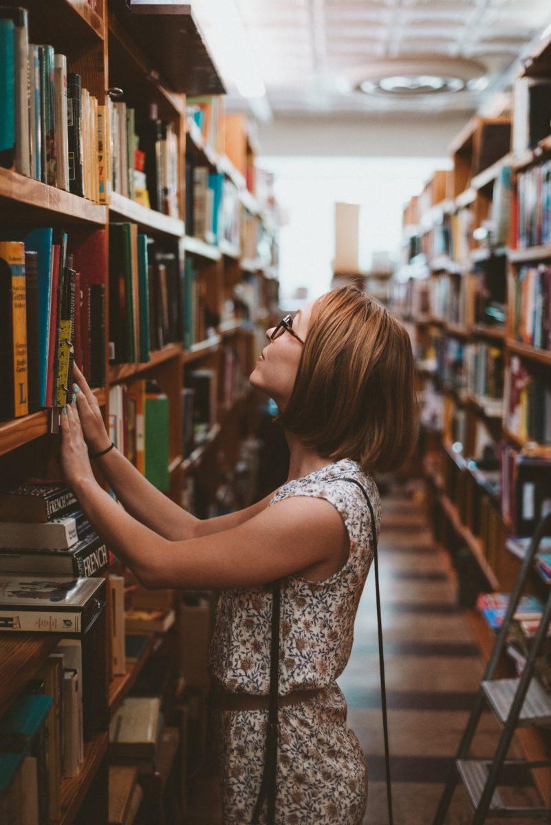 Lire un livre en anglais