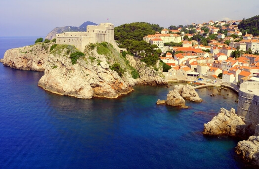 croatie dubrovnik game of thrones vacances