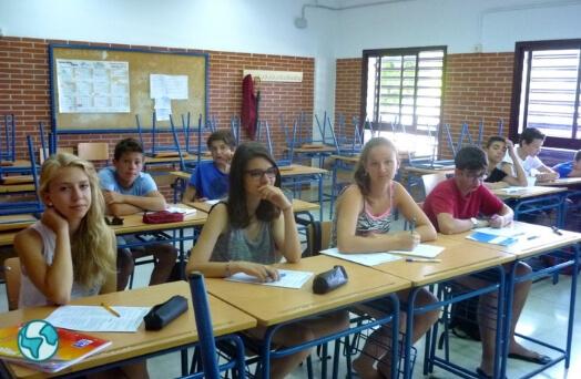 espagnol cours vacances
