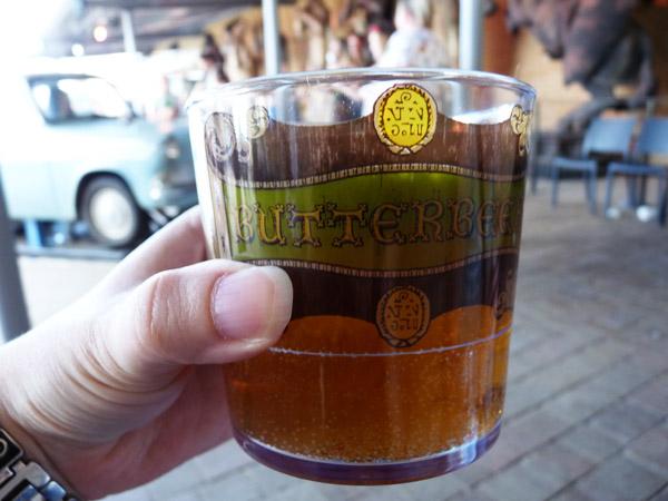 Lieux de tournage de Harry potter en Grande-Bretagne-Studios Warner Bros - La bière au beurre