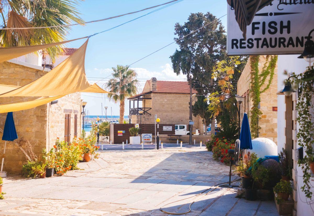 Vieille ville de Limassol