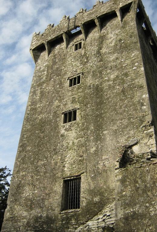 irlande chateau doughiska