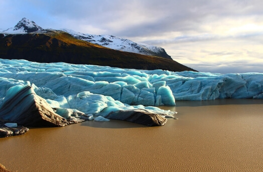 islande glacier games thrones winterfell