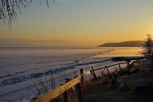 arrivée colo Russie Irkoutsk lac Baïkal