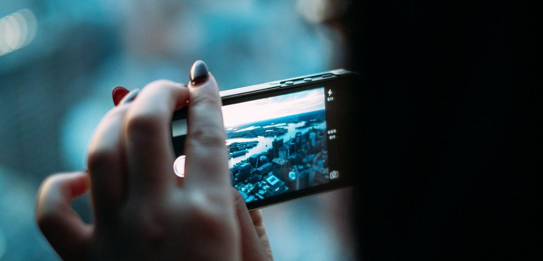 vacances photos smartphone