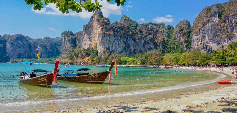valise asie vacances thailande