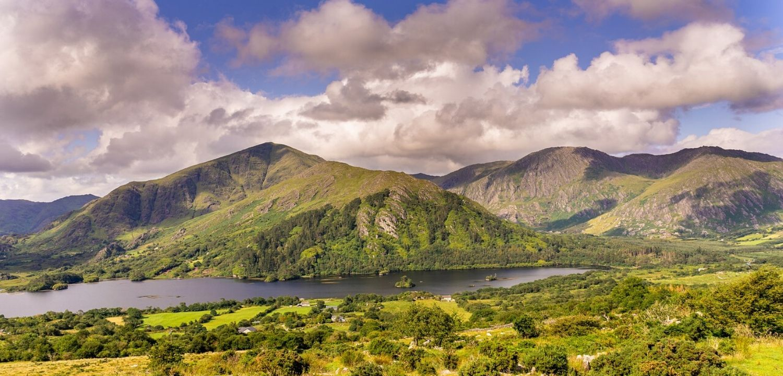paysage irlande montagne
