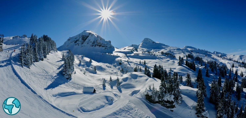 vacances hiver destinations montagne