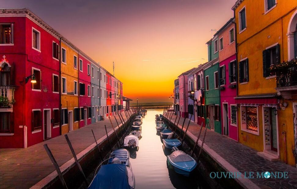 italie voyage sejour visites