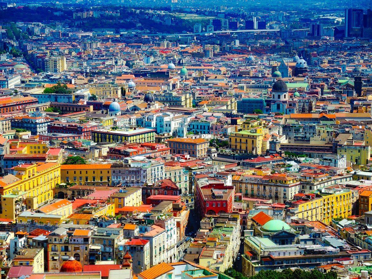 naples Italie sejour voyage