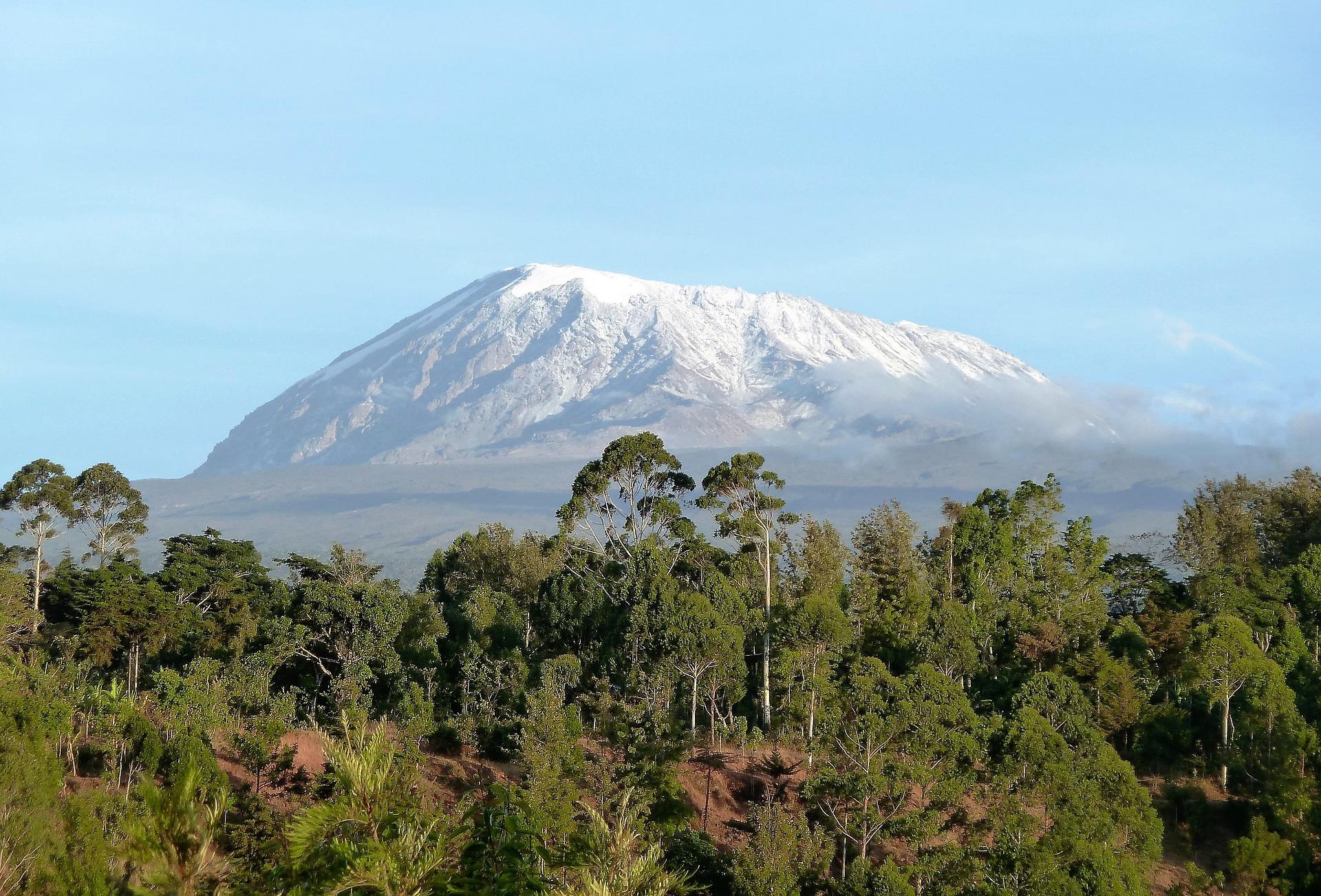 Séjour en Tanzanie-Le Kilimandjaro