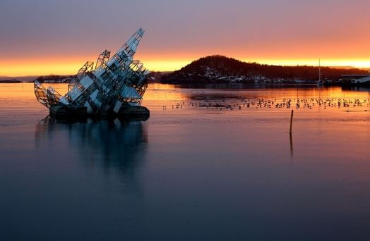 norvege oslo hiver vacances