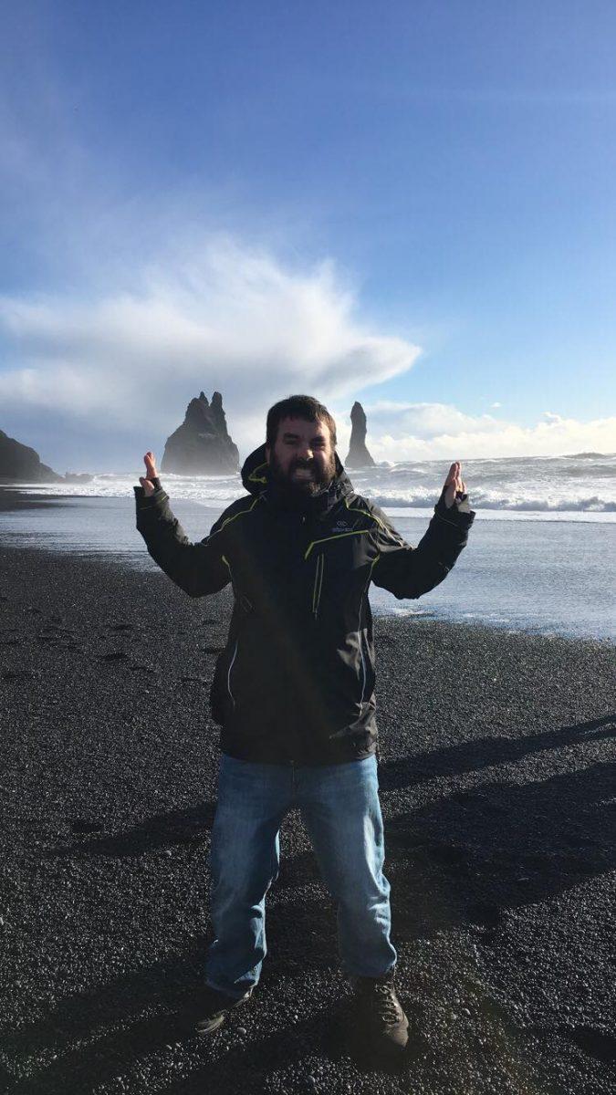 portraits de voyageurs - Romain - directeur colonie CEI - Islande