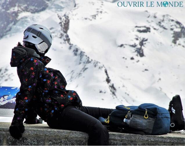 sac a dos ski